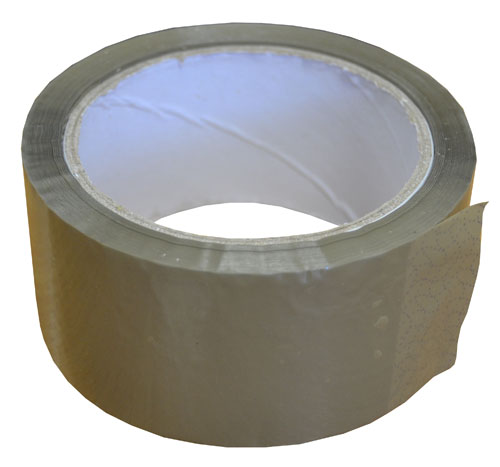 Acrylic Tape Buff 48mm x 66m 28mu-0