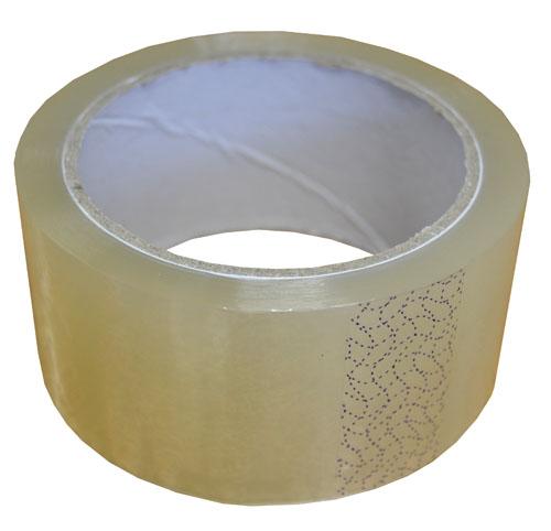 Acrylic Tape Clear 48mm x 66m 28mu-0