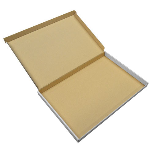 A4 C4 Boxes White 340mm x 230mm x 23mm-0