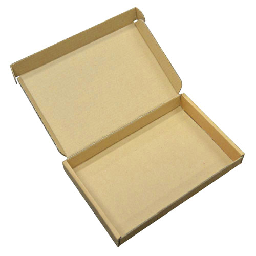 A6 C6 Boxes Brown 178mm x 115mm x 23mm-0