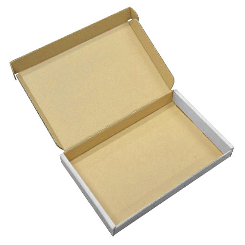 A6 C6 Boxes White 178mm x 115mm x 23mm-0