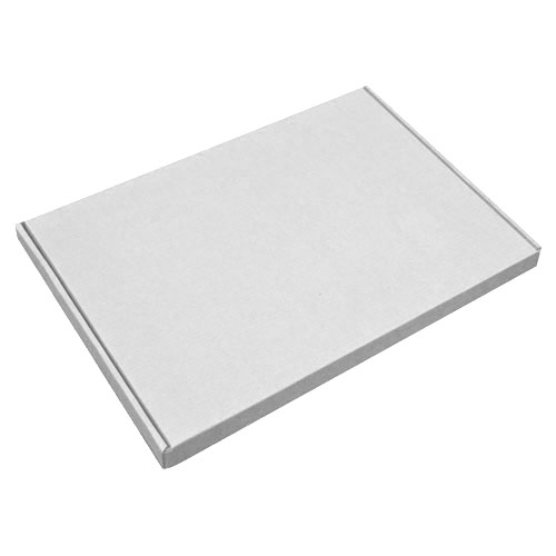 A4 C4 Boxes White 340mm x 230mm x 23mm-3139