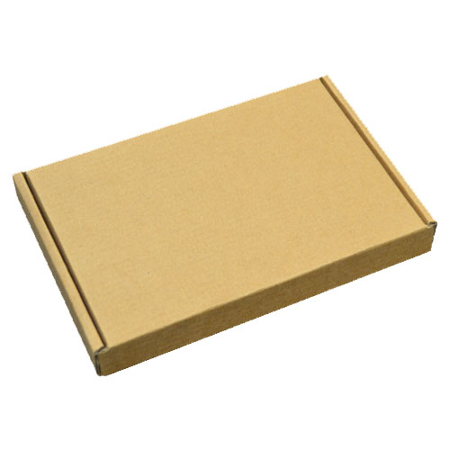 A6 C6 Boxes Brown 178mm x 115mm x 23mm-3133