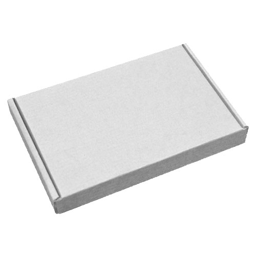 A6 C6 Boxes White 178mm x 115mm x 23mm-3151