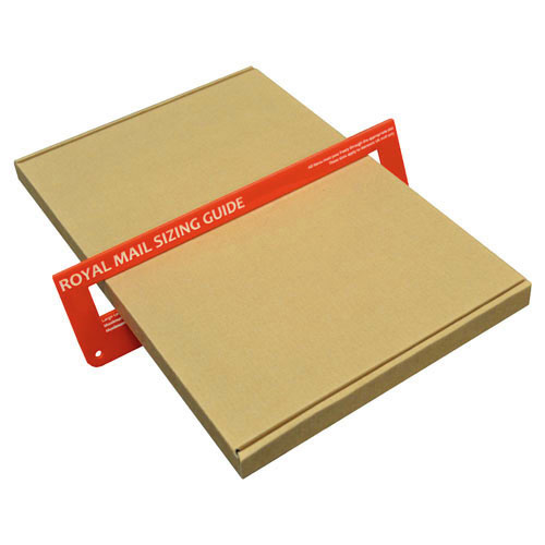 A4 C4 Boxes Brown 340mm x 230mm x 23mm-3123