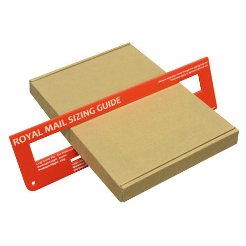 A5 C5 Boxes Brown 240mm x 165mm x 23mm-3127