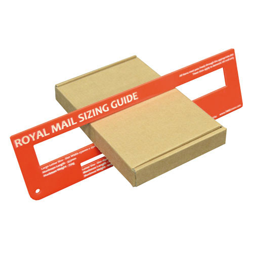 A6 C6 Boxes Brown 178mm x 115mm x 23mm-3135