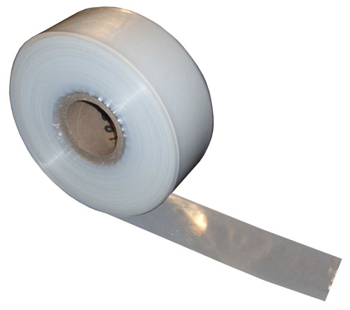 "Lay Flat Tubing 250 Gauge 229mm (9"") x 335m-0"
