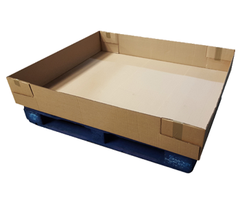 Double Walled Pallet Trays