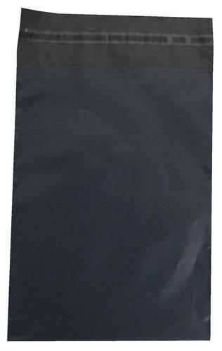 Grey Polythene Mailing Bags 350mm x 475mm-3856