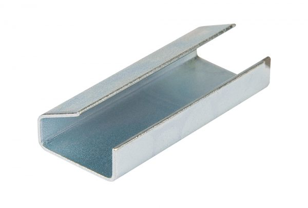 Metal Semi Open Strapping Seals 16mm x 25mm x 0.5mm-0
