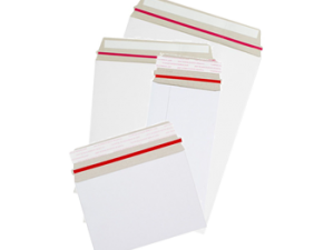 White Card Envelopes