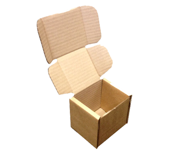 Brown Postal Boxes