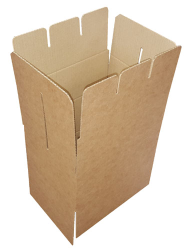 Six Compartment Boxes 275 x 210 x 125mm-3811
